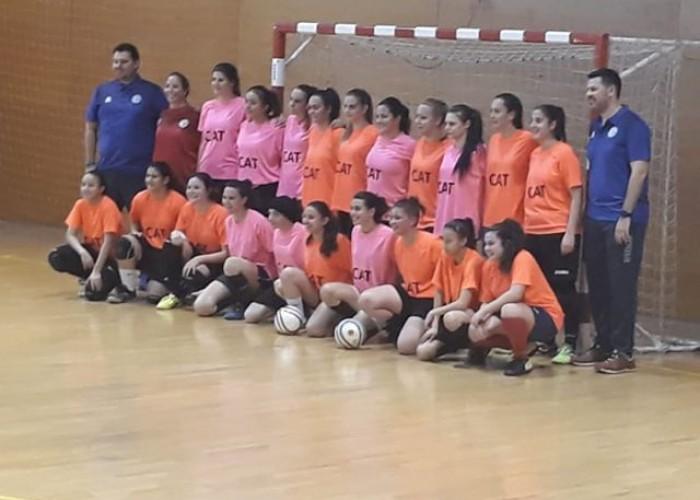 Dues calafines han estat escollides per jugar a la Selecció Catalana de Futbol Sala