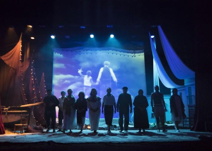 K-Mama, amb 'El Pescador d'Estels', companyia guanyadora de la VI Mostra de Teatre Vila de Calaf