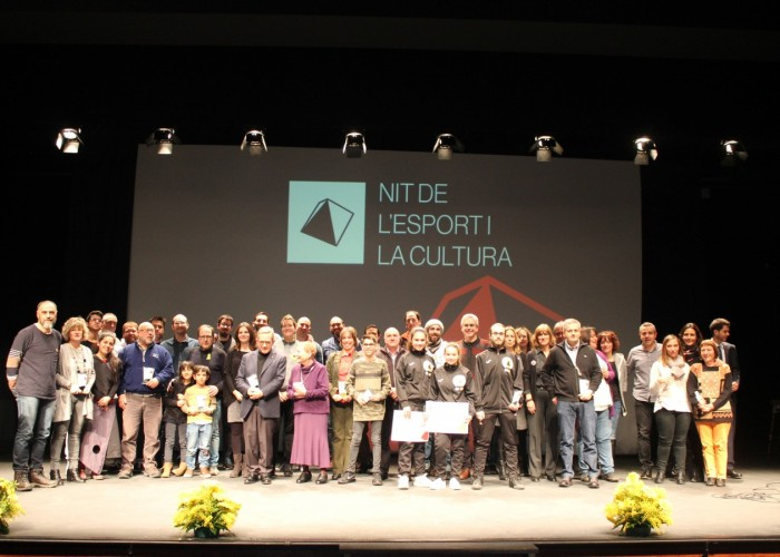 L'Ajuntament de Calaf convoca la III Nit de l'Esport i la Cultura