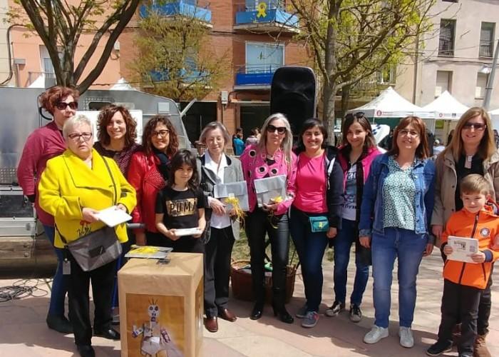 Els comerciants de Calaf reparteixen sis premis en motiu de la campanya 'Cerca l'intrús'