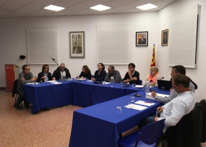 El Ple aprova les ordenances fiscals i el pla d'ordenació de recursos humans