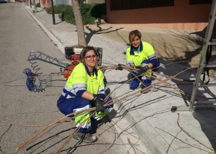 L'Ajuntament de Calaf incorpora dues dones en situació d'atur a través del programa 'Treball i formació'