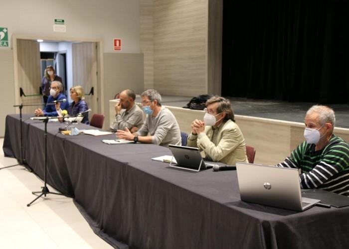 Aigües de Manresa, l'Agència de Salut Pública i l'Ajuntament de Calaf exposen la situació actual de l'aigua davant la ciutadania