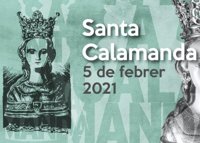Calaf no celebrarà la Festa Major de Santa Calamanda