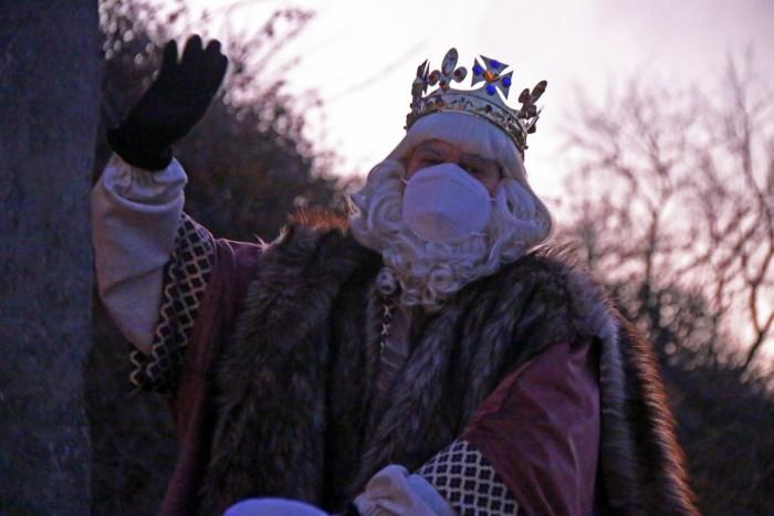 El nou format de la cavalcada dels Reis Mags 2021, tot un èxit
