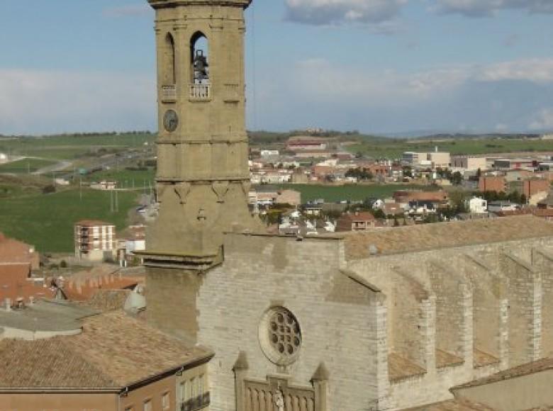 Església de Sant Jaume i campanar