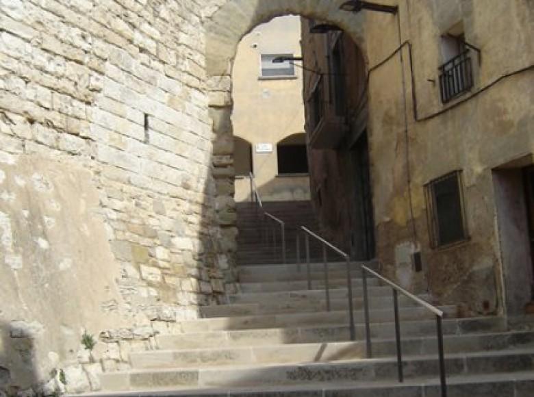 Portals de l'Hospital i de Xuriguera