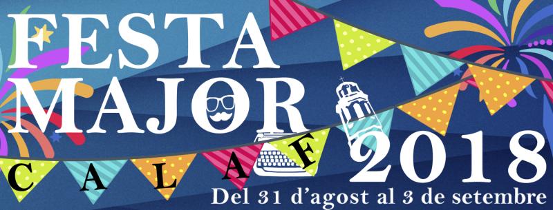 Festa Major Calaf 2018